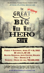 The Great Big Wild West Hero Show