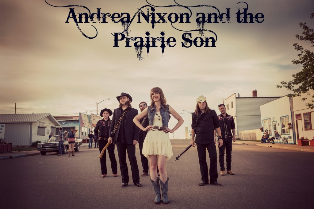 Andrea Nixon and the Prairie Son headline the Beaverhill Players Autumn Arts Festival October 17th