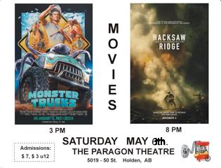 Movies May 6